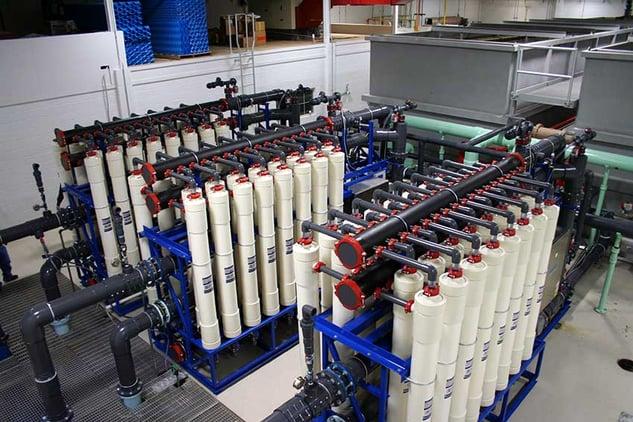 AltaPac ultrafiltration membrane system