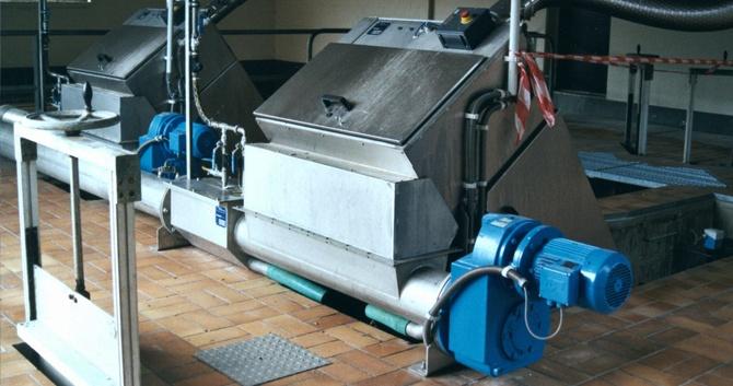 CleanWash Screenings Washer