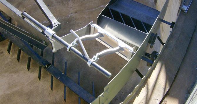 Conventional Segmented Blade Clarifier