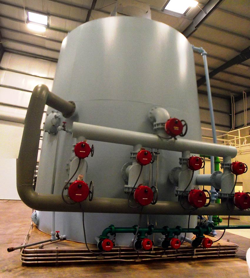 AERALATOR Iron and Manganese Removal System