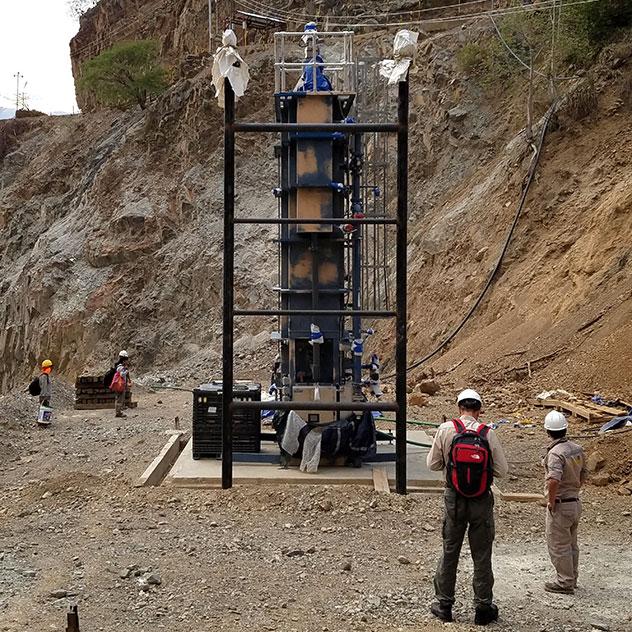 CONTRAFAST pilot project in Peru