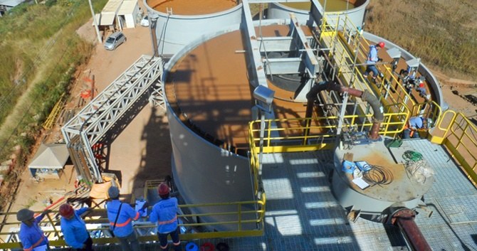 AltaFlo High Rate Thickener