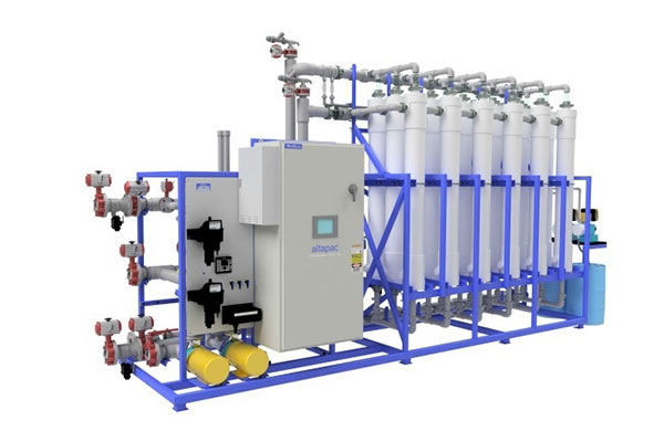 Rendering of AltaPac Ultrafiltration System