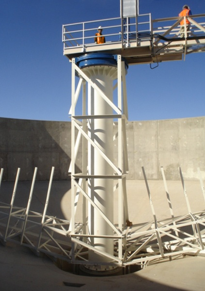 Conventional Gravity Thickener
