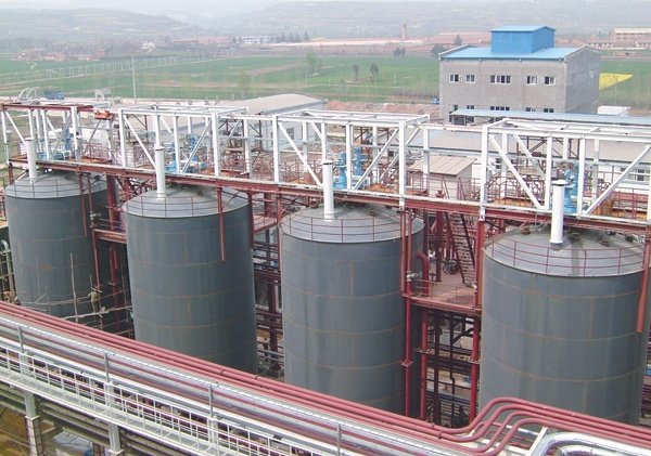 Deep Bed Paste Thickener