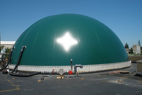 DuoSphere Gas Holder