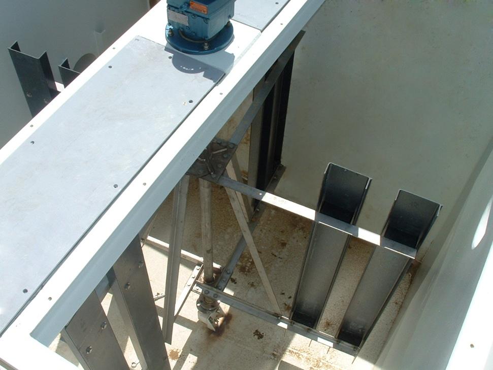 Horizontal and Vertical Flocculators