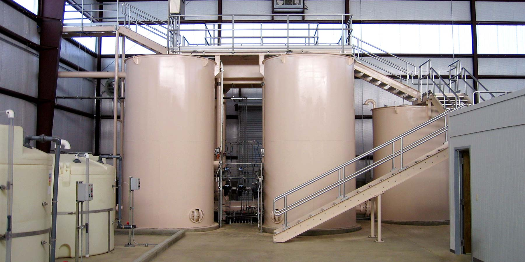 Gravity Filter for water treatment