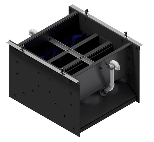 HDPE Washtrough kit rendering