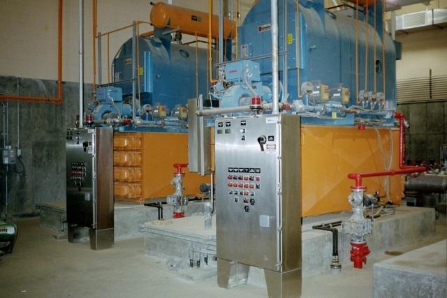Combo Boiler