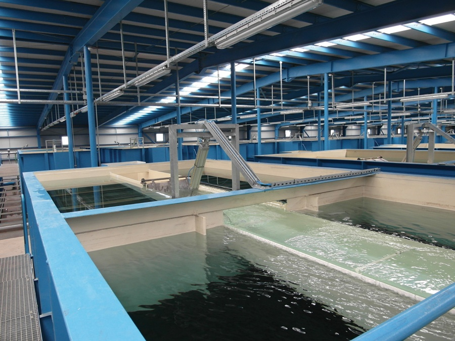 Trident Package Water Treatment Plant